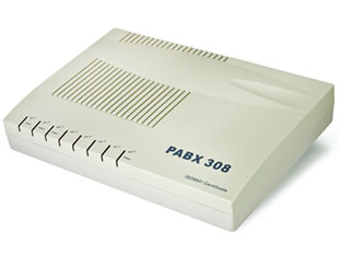 Orchid PBX308+ - Up to 8 users